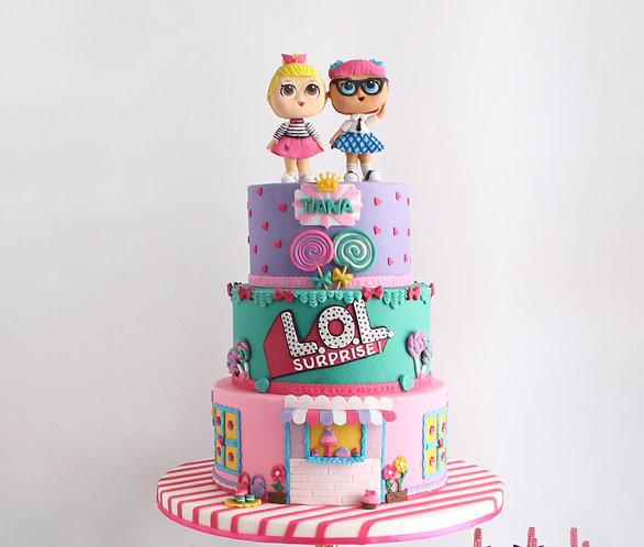 Cake LoL