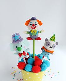 Cakepops Payaso