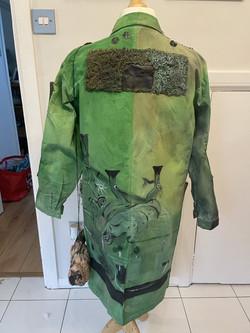 back coat