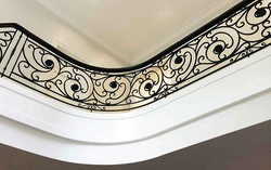 Interior - Wrought Iron