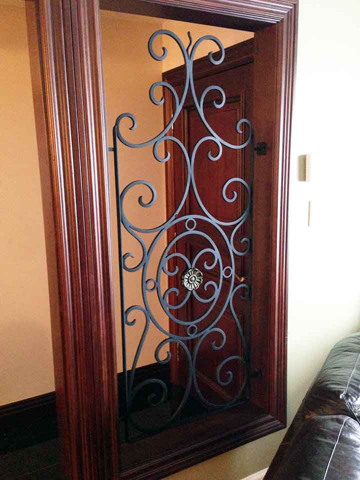 Interior - Wrought Iron Accessories
