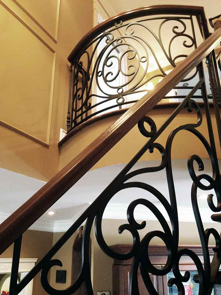 Interior - Wrought Iron