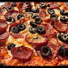 The Pizza Tour
