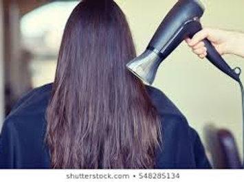 Haircut and Blowdry