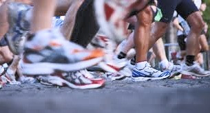 RUNNING FOR EXPOSURE