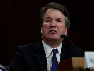 I'M ABOUT TO HAVE ME A KAVANAUGH!
