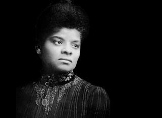 IDA B'S PULITZER -- BOTH TOO LATE AND RIGHT ON TIME.