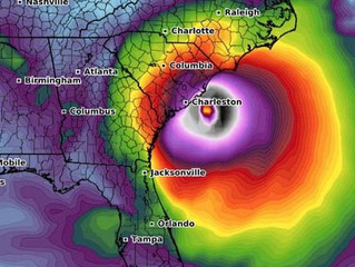 IN THE WAKE OF HURRICANE DORIAN:  CLIMATE CHANGE AND INFRASTRUCTURE ISSUES