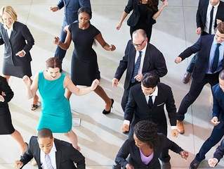 THE EMPLOYMENT SITUATION IS IMPROVING, SO WHY AREN'T WORKERS DANCING