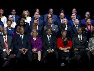 THE CONGRESSIONAL BLACK CAUCUS: NOT ALWAYS IN HEADLINES, BUT NEVER ON THE SIDELINES