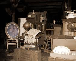 THE HISTORY IN YOUR ATTIC