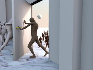 SLAMMING THE DOOR, AGAIN
