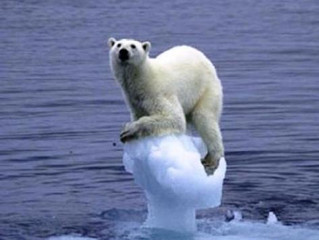 OUR PLANET IS MELTING! WHO CARES?