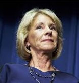 UNFIT, UNPREPARED, UNWORTHY: BETSY DEVOID AND THE DEPARTMENT OF EDUCATION