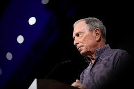 BLOOMBERG'S APOLOGY – SORRY DOESN'T ALWAYS MAKE IT RIGHT