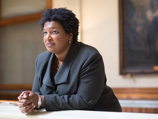 STACEY ABRAMS – STANDING ON STRONG SHOULDERS