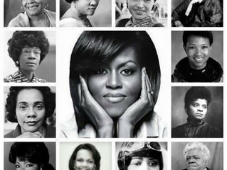 LIFTING UP NEW LEADERS-THE FUTURE OF BLACK WOMEN'S HISTORY