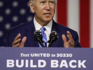 THE BIDEN CABINET – MAINSTREAM, MODERATE, MIDDLING