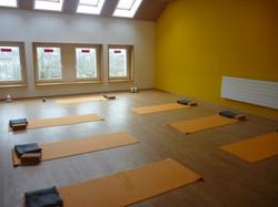 Salle Neuchâtel hatha yoga