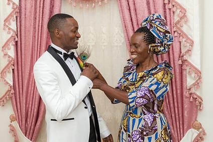 Wedding Malta from Nigeria