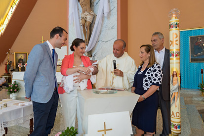 Baptism in Paola