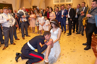 wedding garther