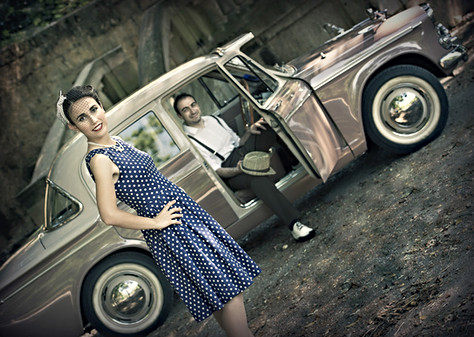 Vintage car malta