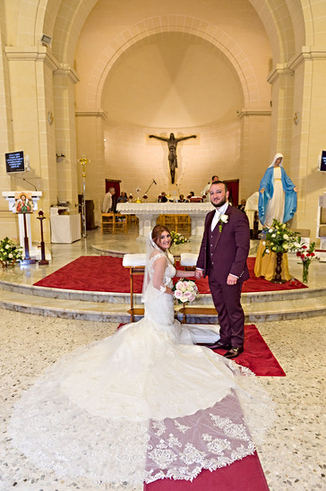 Wedding church malta
