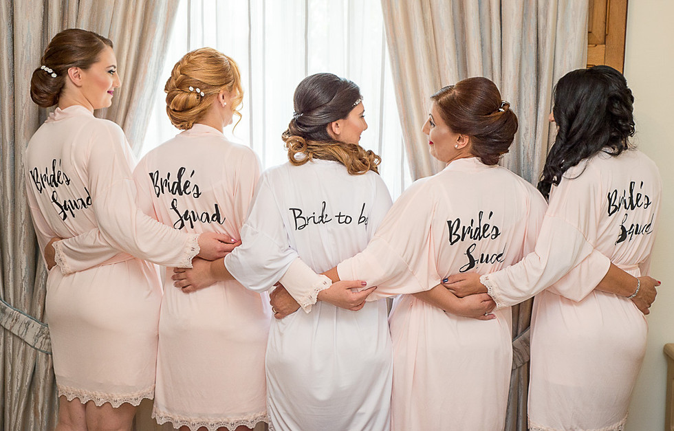 personalised wedding gowns