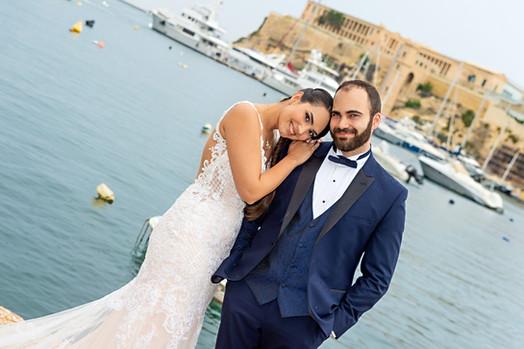 Birgu wedding
