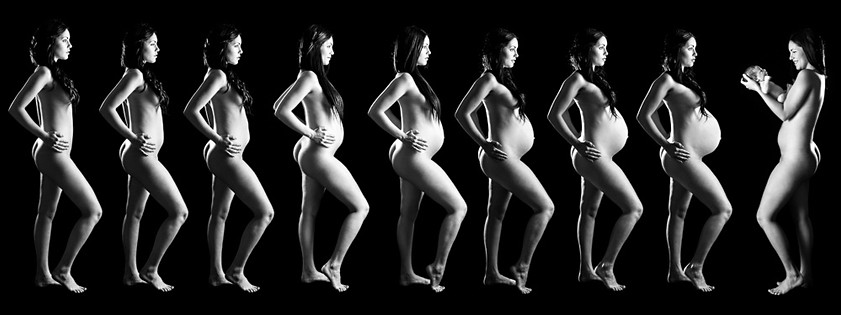 9 months maternity progression