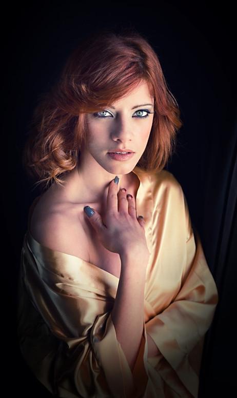 Claire Gatt boudoir