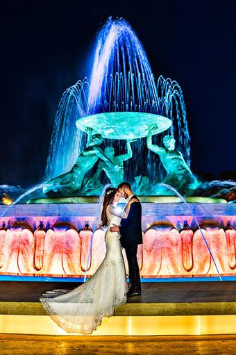 Tritoni fountain Valletta