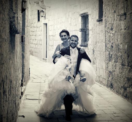 Post wedding Mdina