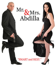 Mr and Mrs smith theme