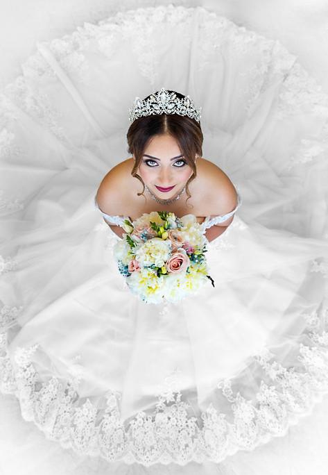 Bride photo Malta