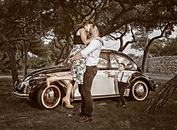 beetle wedding