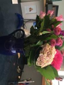 bloemen martine zilveren griffel (nieuw)