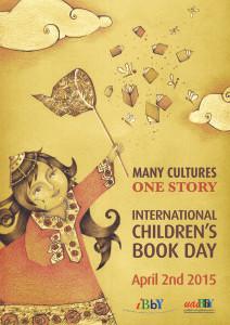 internatuional childrens bookday 2015