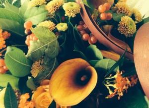 bloemen voor Carll Cneut
