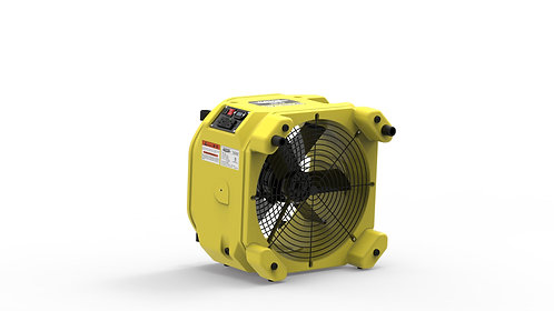 115V Zeus Extreme Air Mover - 3000cfm