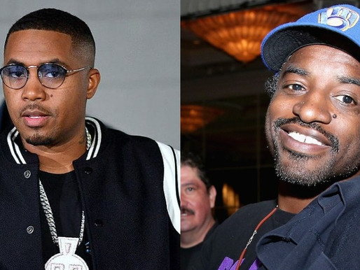 """André 3000's Unreleased Verse Surfaced from Nas and Kanye West's song """"Cops Shot The Kid"""""""
