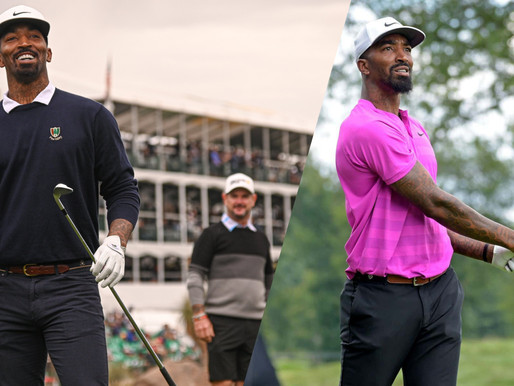 J.R. Smith is officially cleared by the NCAA to play golf for North Carolina A&T