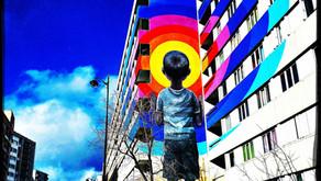 Balade Street Art en trottinette à la découverte des fresques du 13ème