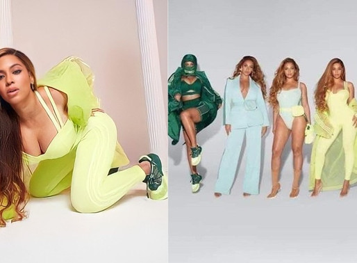 Beyoncé Previews New Ivy Park x Adidas II Collection