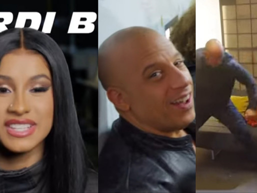"""Cardi B Speaks on Her Role in """"Fast 9"""" as """"Leysa"""" character"""