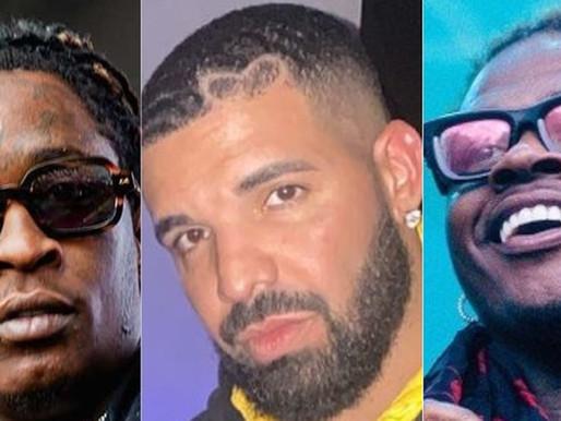 Young Thug Drops new collaboration With Drake And Gunna 'Solid' (Slime Language 2)