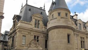 La tour de l'Abbaye Saint-Martin-des-Champs
