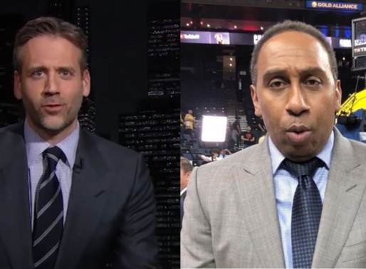 The Internet Reacts: Calls for Delegation Trade Stephen A. Smith for Max Kellerman