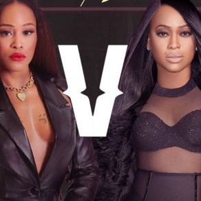"Watch: EVE vs Trina ""VERZUZ"" Battle"